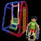 Игровое оборудование и площадки для детей с ограниченными возможностями