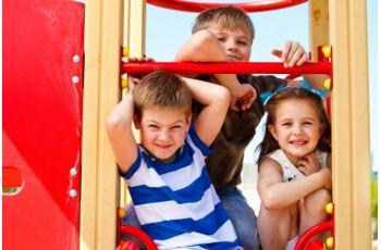 Советы по выбору оборудования для детской площадки в Украине