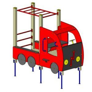 305 Машинка для детских площадок