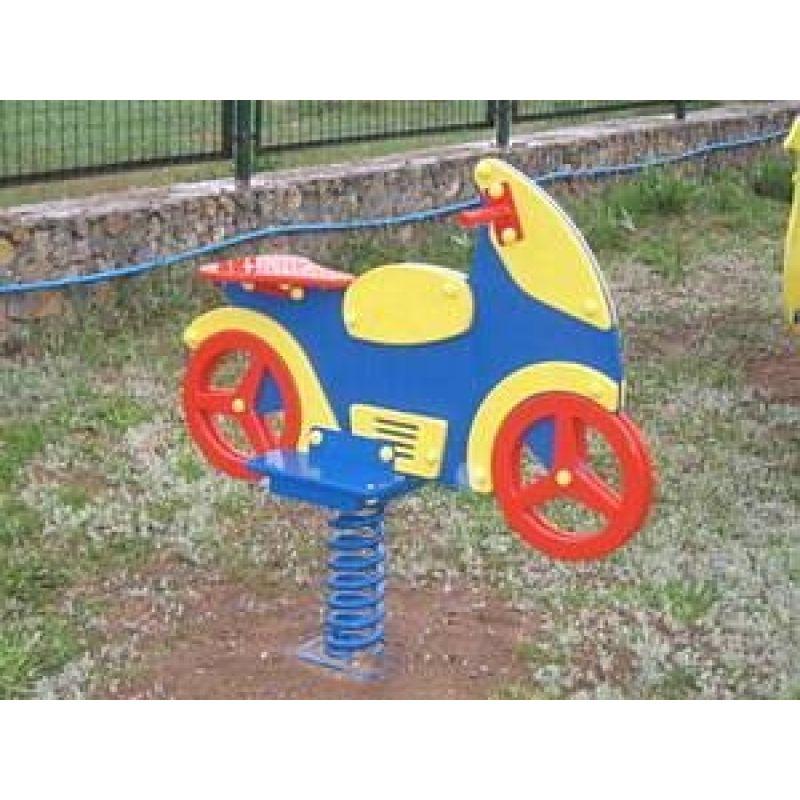 Мотоциклы на детской площадке своими руками фото 361