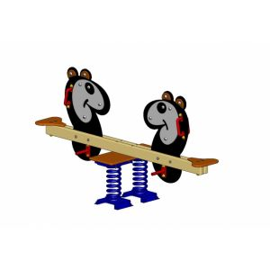 MV-sport 019 Балансир на пружинах