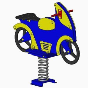 MV-sport 014 Балансир на пружина
